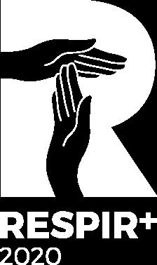 Logo Respir+ 2020