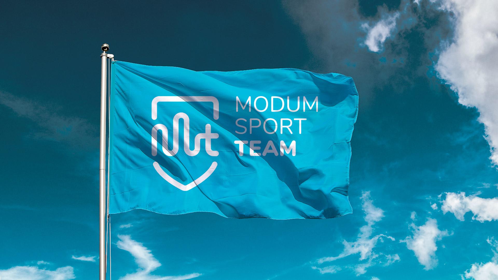 Bandera Modum Sport Team